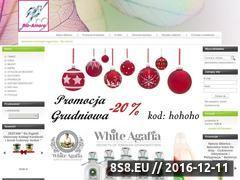 Miniaturka domeny bio-amore.pl