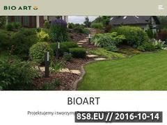 Miniaturka domeny www.bioart.com.pl