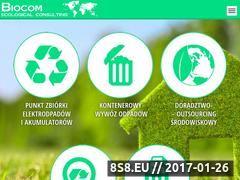 Miniaturka domeny www.biocom.pl
