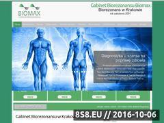 Miniaturka domeny www.biomax.pl