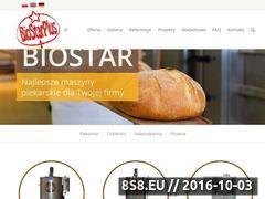 Miniaturka domeny biostarplus.pl