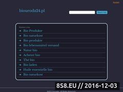 Miniaturka domeny www.biouroda24.pl