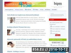 Miniaturka domeny www.bipm.waw.pl