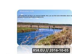 Miniaturka domeny www.bis-hydrobiology.pl
