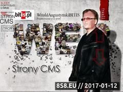 Miniaturka domeny www.bitis.com.pl