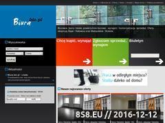 Miniaturka domeny biura.biz.pl