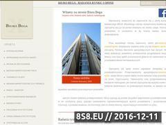 Miniaturka domeny www.biuro-bega.pl