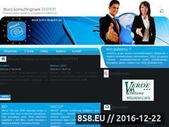 Miniaturka domeny www.biuro-ekspert.eu