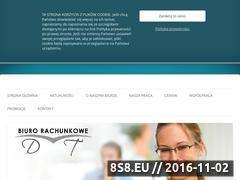 Miniaturka domeny biuro-rachunkowe-dt.pl