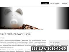 Miniaturka domeny biuro-rachunkowe-eureka.pl