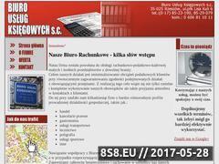 Miniaturka domeny www.biuro-rachunkowe.rzeszow.pl