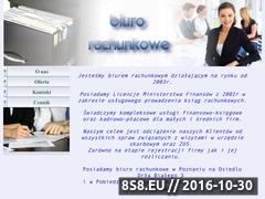 Miniaturka domeny www.biuro-rachunkowosc.pl