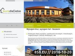 Miniaturka domeny biurodlaciebie.szczecin.pl