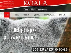 Miniaturka domeny biurokoala.pl