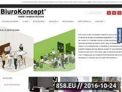 Miniaturka domeny biurokoncept.pl