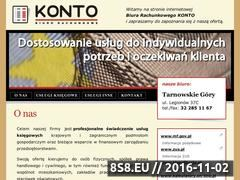 Miniaturka domeny www.biurokonto.pl