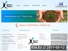 Miniaturka domeny www.biuronastart.pl