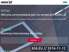 Miniaturka domeny www.biuronieruchomosciekspert.pl