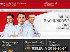 Miniaturka domeny biurorachunkowe.konin.pro