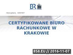 Miniaturka domeny biurorachunkowe.krakow.pl