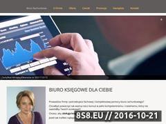 Miniaturka domeny biurorachunkowe.priv.pl
