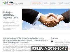 Miniaturka domeny biurorachunkoweiwa.pl