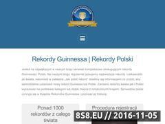 Miniaturka domeny biurorekordow.pl