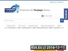 Miniaturka domeny www.biuroservis.pl