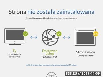 Zrzut strony Niszczarki Wrocław