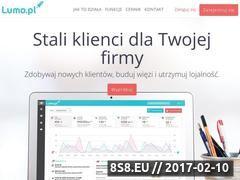 Miniaturka domeny biznes.lumo.pl