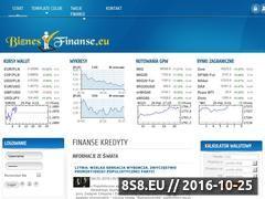 Miniaturka domeny biznesfinanse.eu