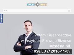 Miniaturka domeny biznesmind.pl