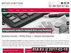 Miniaturka domeny biznespartner.com.pl