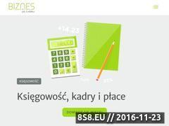 Miniaturka domeny biznespoludzku.pl
