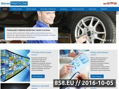 Miniaturka domeny www.biznespraktycznie.pl