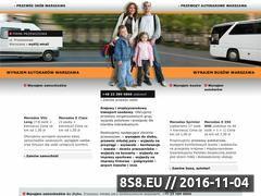 Miniaturka domeny biznestransport.auto-busy.com
