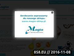 Miniaturka domeny www.bizuteria-magia.pl