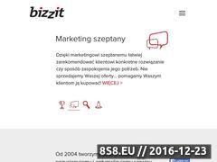 Miniaturka domeny bizzit.pl