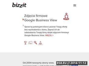 Zrzut strony Internetowy marketing rekomendacji