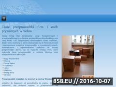 Miniaturka domeny www.bk-przeprowadzki.pl