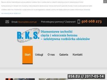 Zrzut strony B.K.S przemysł budowlany
