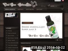 Miniaturka domeny www.blackcrow.com.pl