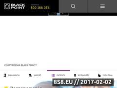 Miniaturka domeny blackpoint.pl