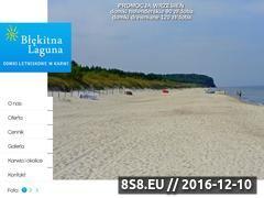 Miniaturka domeny www.blekitnalaguna.pl