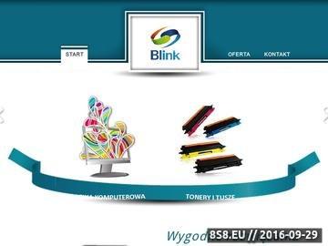Zrzut strony BLINK - Krasnystaw - usługi nie tylko dla firm