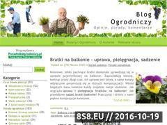 Miniaturka domeny blog-ogrodniczy.pl