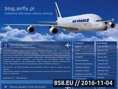 Miniaturka domeny blog.airfly.pl
