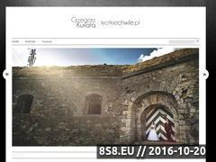 Miniaturka domeny www.blog.krotkiechwile.pl