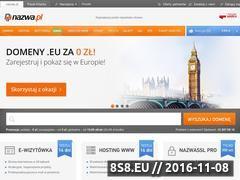 Miniaturka domeny www.blogofilmach.pl
