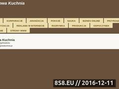 Miniaturka domeny blogowakuchnia.pl